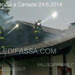 incendio mansarda a canazei valle di fassa5