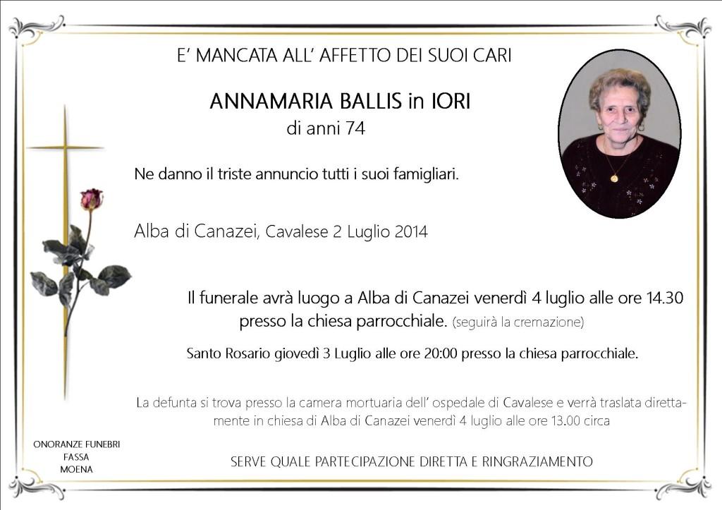 Annamaria Ballis