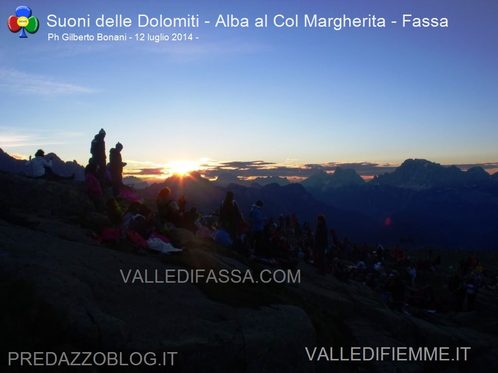 Suoni delle Dolomiti 2014 col margherita, valle di fassa1