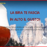 Festival della Birra artigianale di Montagna in Valle di Fassa