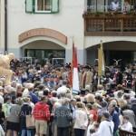 la gran vera inaugurazione moena mostra grande guerra 13.7.2014 valle di fassa38