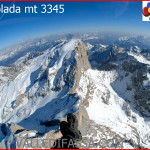 Marmolada, il Soccorso Alpino salva 14 escursionisti