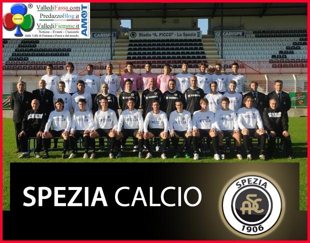 spezia calcio a moena fassa I calciatori de La Spezia devoti alla Madonna di Medjugorie e a SantAntonio