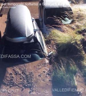 danni per temporale notturno a soraga 5.8.2014 valle di fassa3