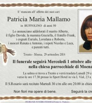 Mallamo Patricia Maria