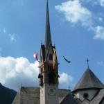 La chiesa di Moena compie 850 anni