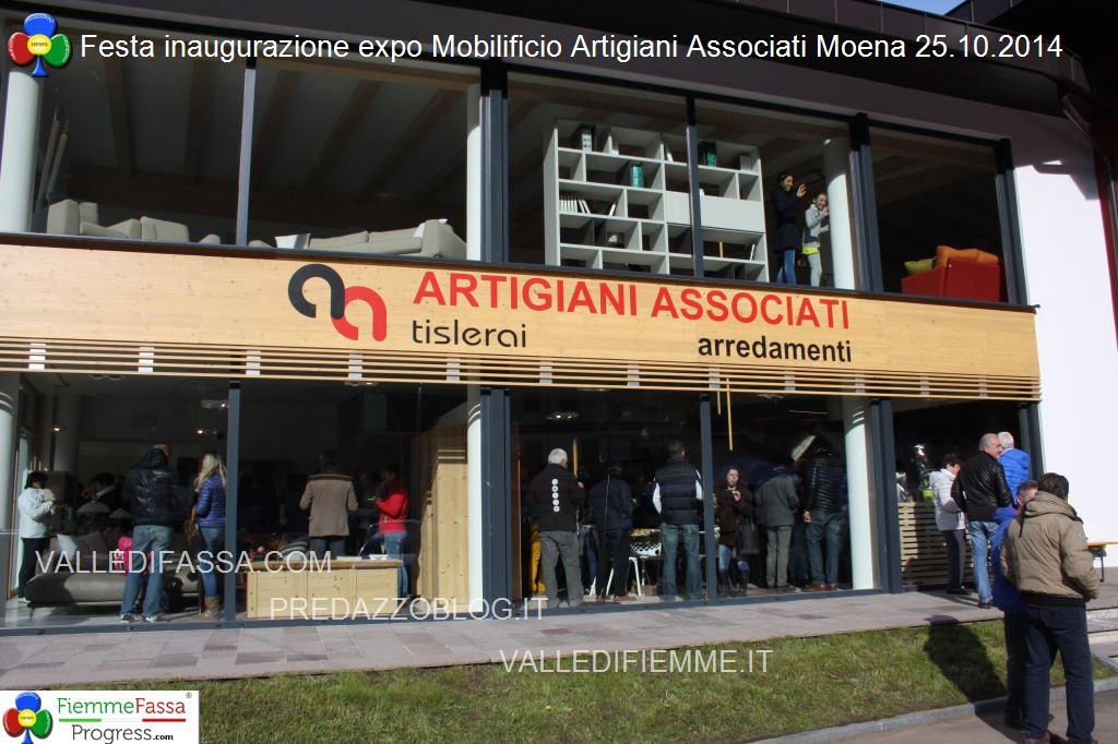 mobilificio artigiani associati moena inaugurazione nuova esposizione 25.10.14 valle di fassa com52