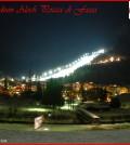 ski stadium aloch pozza di fassa
