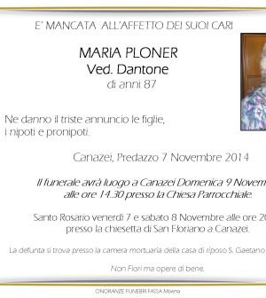 Maria Ploner