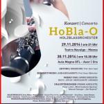 HoBla-O in concerto a Moena