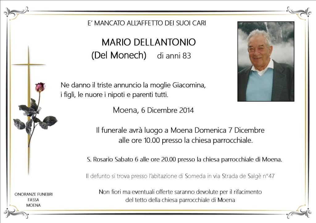 Mario Dellantonio