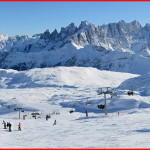 Ciak si scia: Apre il Col Margherita al San Pellegrino