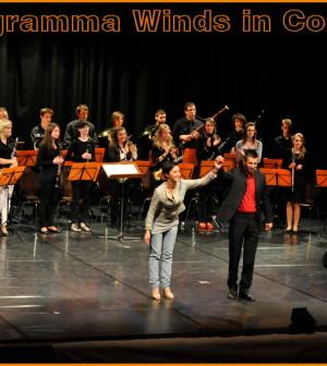 pentagramma winds in concerto moena fiemme fassa