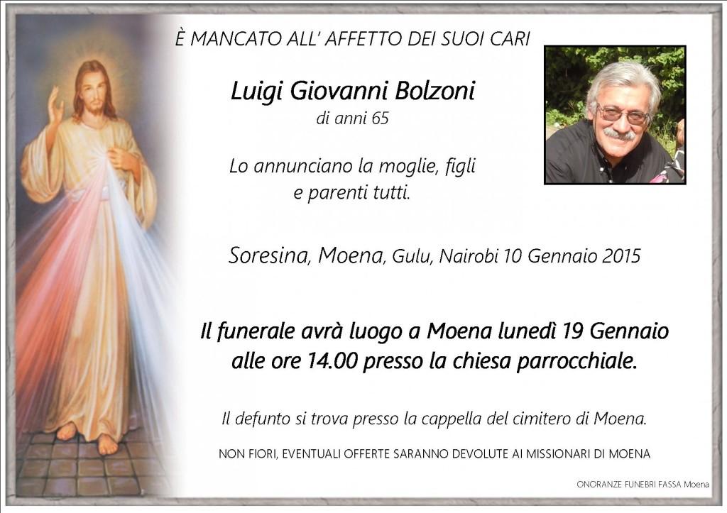 Luigi Giovanni Bolzoni