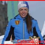 Caterina Ganz campionessa italiana Juniores a Sappada