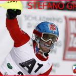 Nuovo podio per Stefano Gross argento a Schladming