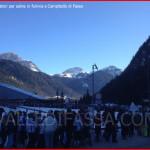 Esercito di sciatori in Valle di Fassa
