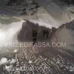 valanga al passo fedaia 6.2.2015 valle di fassa1