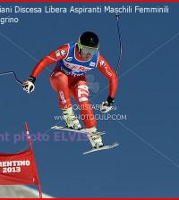 Campionati Italiani Discesa Libera Aspiranti 2015 Maschili Femminili Passo san Pellegrino