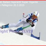 Campionati Italiani Asp. Passo San Pellegrino SuperG classifiche e foto
