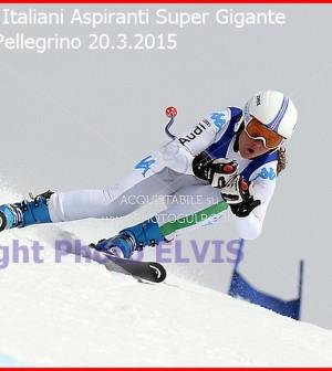 campionati italiani aspiranti super gigante femminile san pellegrino 2015