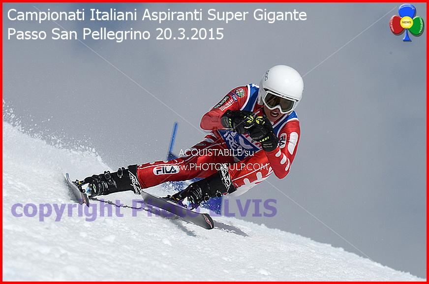 campionati italiani aspiranti super gigante san pellegrino 2015