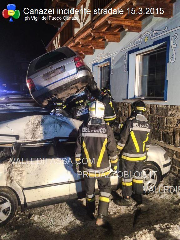 canazei incidente stradale 14 marzo 2015 fassa3