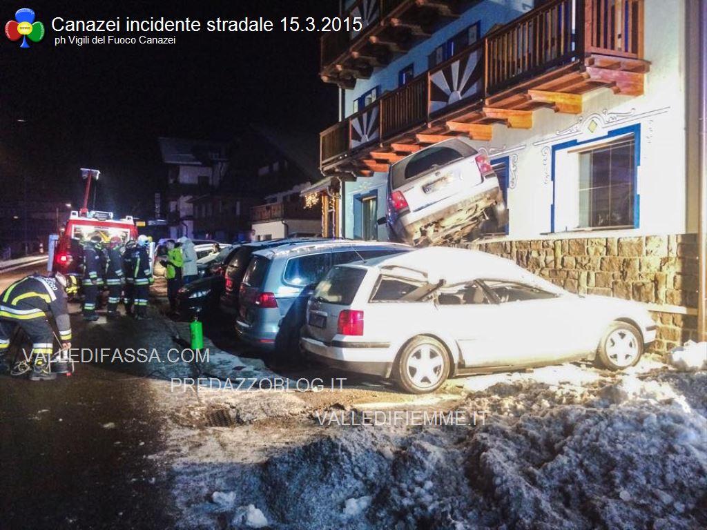 canazei incidente stradale 14 marzo 2015 fassa4