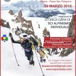 39° Pizolada delle Dolomiti 29 marzo 2015