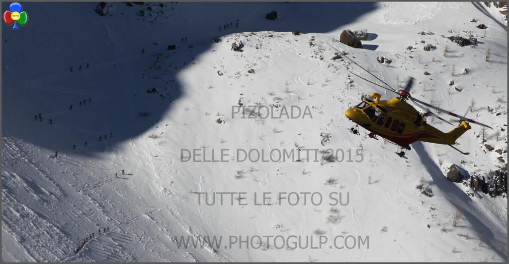 pizolada delle dolomiti per photogulp