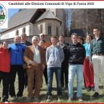 """Lista """"Duc Ensema"""" Vigo di Fassa – Candidato sindaco Leopoldo Rizzi"""