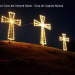 Le Croci del Venerdì Santo del Grop de Ciajeole