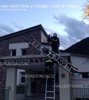 soraga danni per vento forte ph vigili del fuoco volontari5