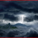 Fulmine alla Roda di Vael, muore turista germanico