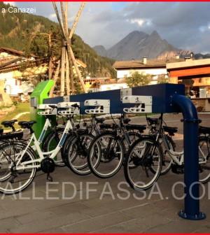 Bike Sharing a Canazei 1