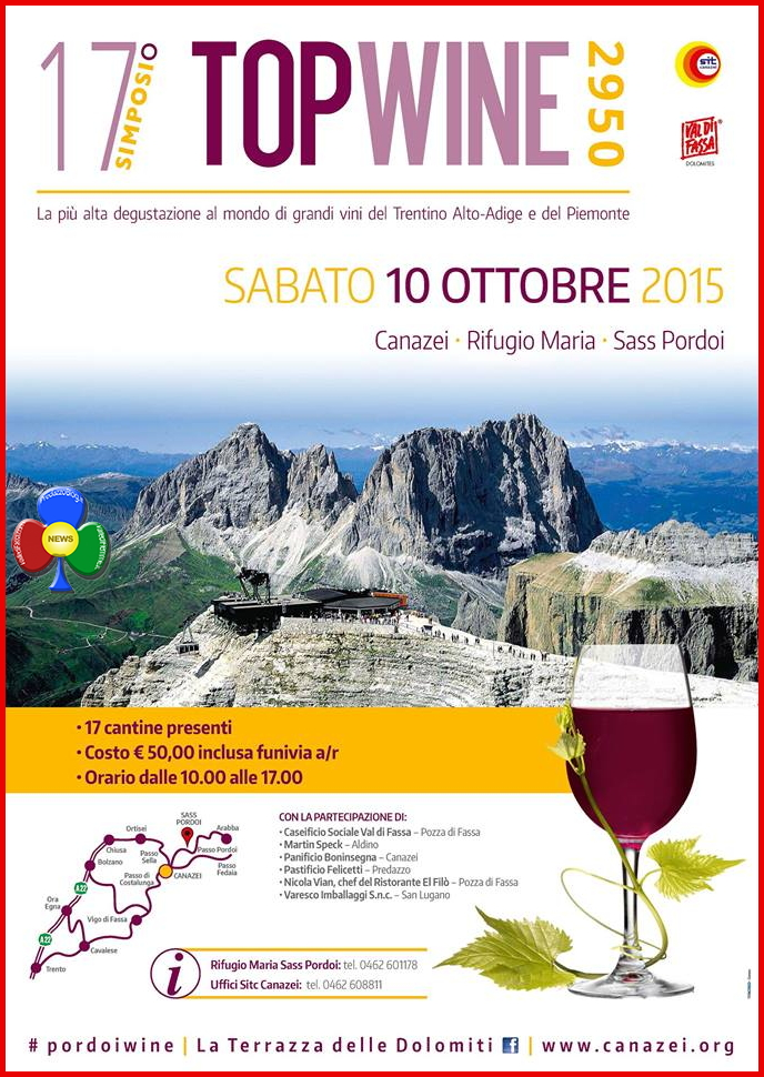 top wine 2015 fassa