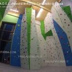 Campitello, apre la nuova palestra coperta di arrampicata