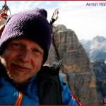 Armin Holzer precipita e muore a Monte Piana