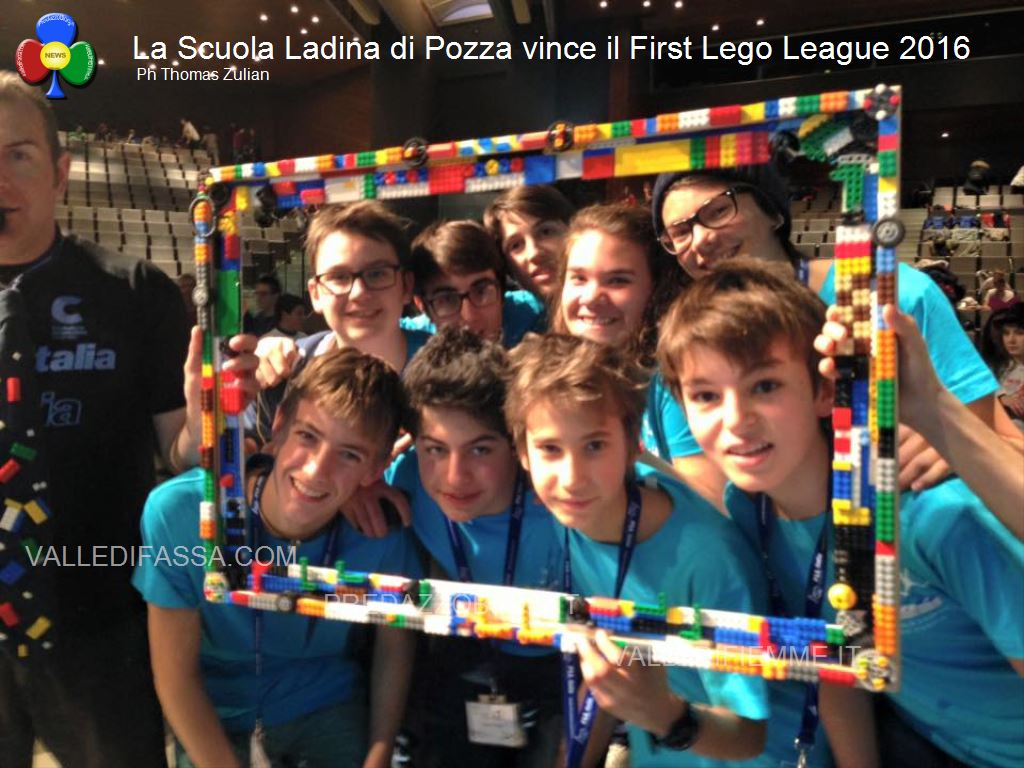First Lego League 2016 scuola ladina fassa11