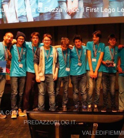 First Lego League 2016 scuola ladina fassa3