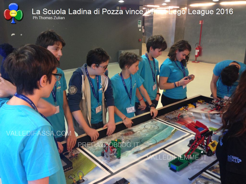 First Lego League 2016 scuola ladina fassa5