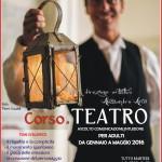 Corso di Teatro con Arici a Vigo di Fassa