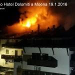 incendio a moena hotel dolomiti 19.1.2016 valledifassacom5