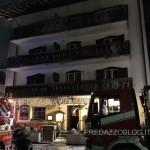 incendio hotel dolomiti moena durante la notte 2