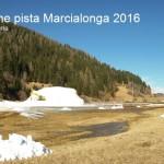 preparazione pista marcialonga 2016 moena9