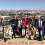 Un ponte fra Betlemme e la Val di Fassa