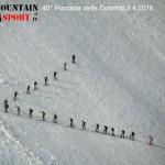 40° Pizolada delle Dolomiti a Guido Giacomelli e Margit Zulian – Foto