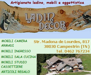 Ladin Decor Campestrin