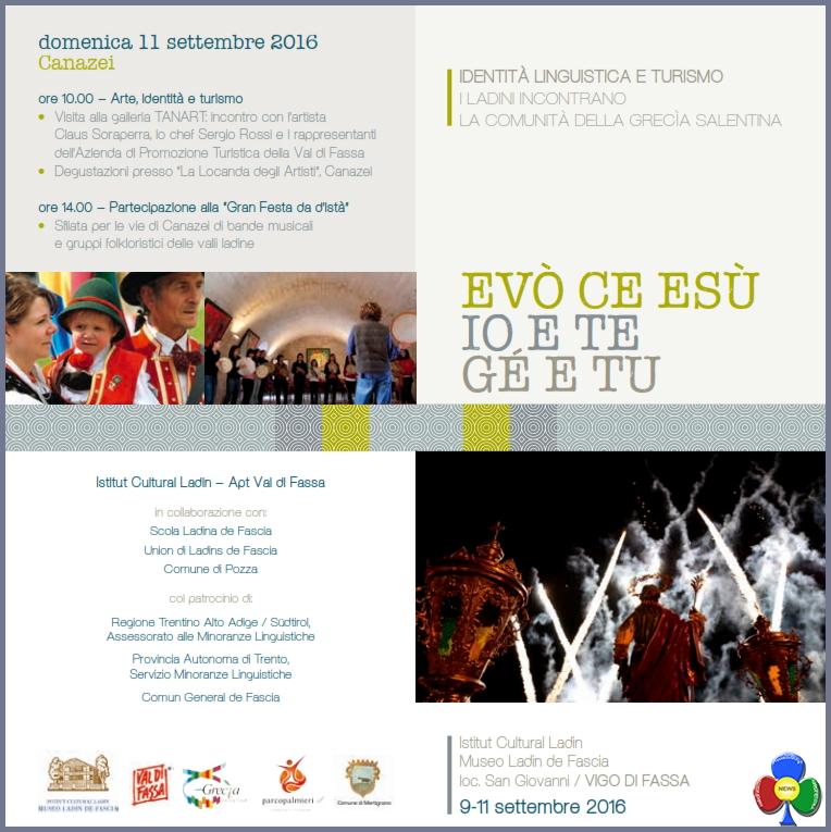 identita linguistica e turismo fassa
