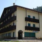 Tentato incendio all'Hotel Ombretta di Soraga